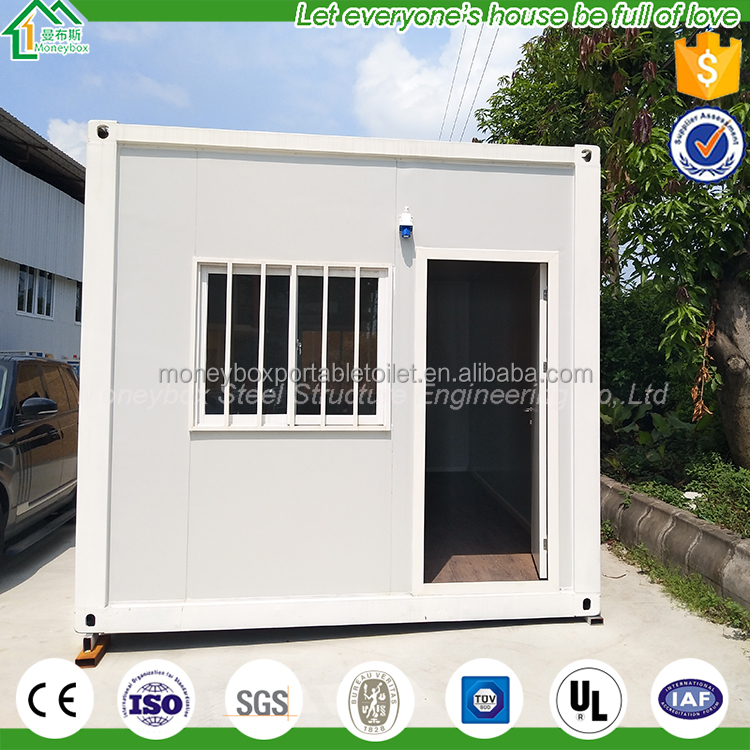 Prefab multi storey building made of container from china supplier
