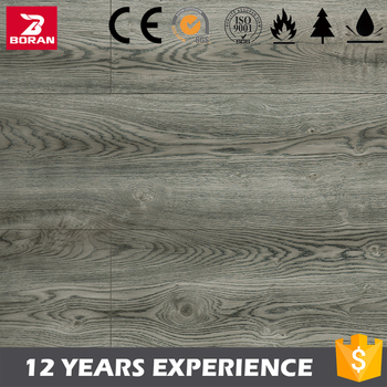 Waterproof Interlocking Vinyl Plank Plastic Laminate Flooring