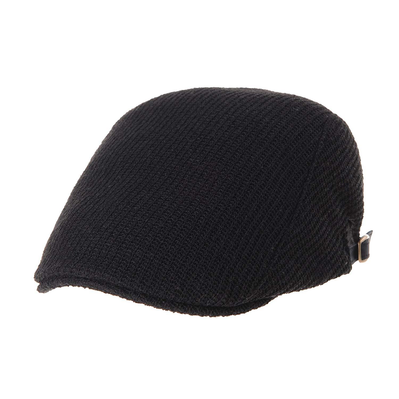 d34cb88d73c Get Quotations · WITHMOONS Summer Linen Flat Cap Neutral Color Ivy Hat  LD3649
