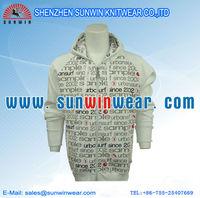 Customized Cotton Fleece Hoodies/ Sweatshirts/ Hooded Sweater/ Custom hoodies