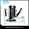 CNC technology fashionable Body Building Gym Equipment stainless steel leg press machine