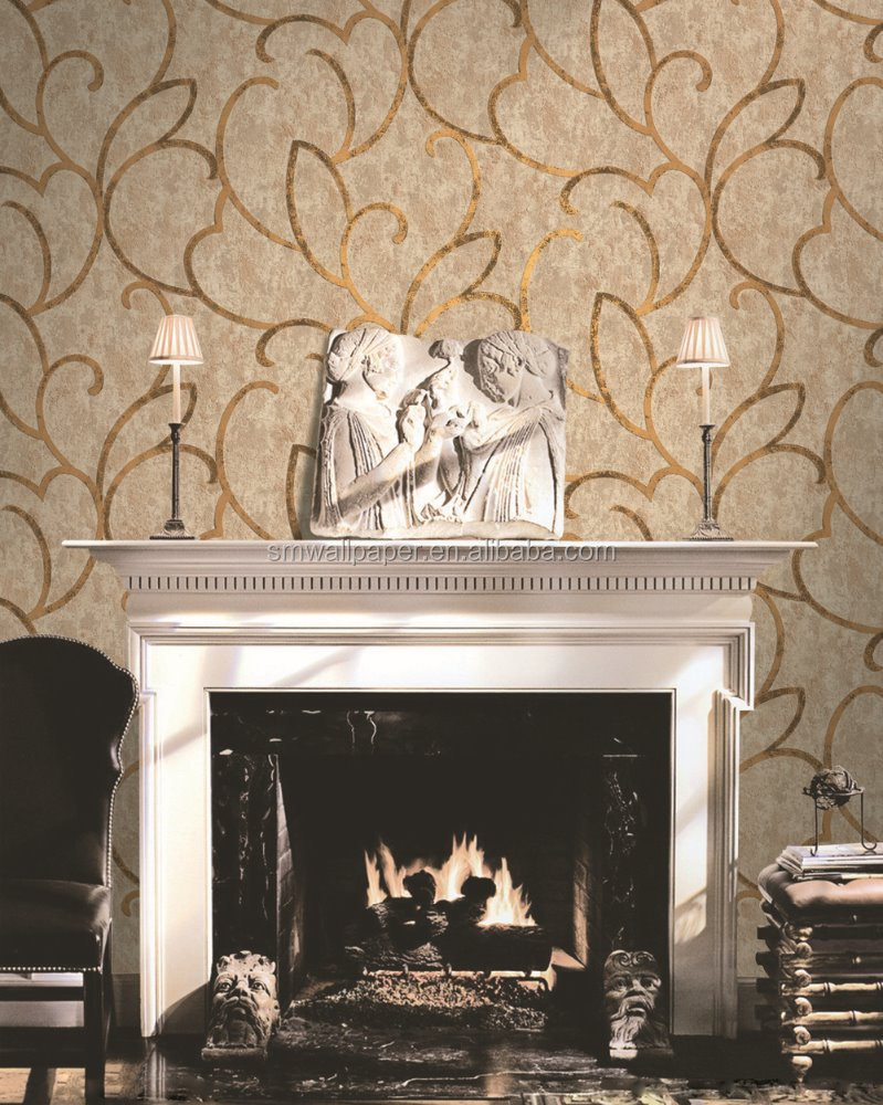 Flock Velvet Wallpaper Flock Velvet Wallpaper Suppliers And