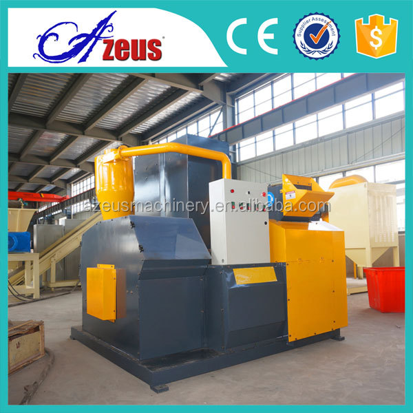 High purity <strong>scrap</strong> copper wire recycling machines AZS-400