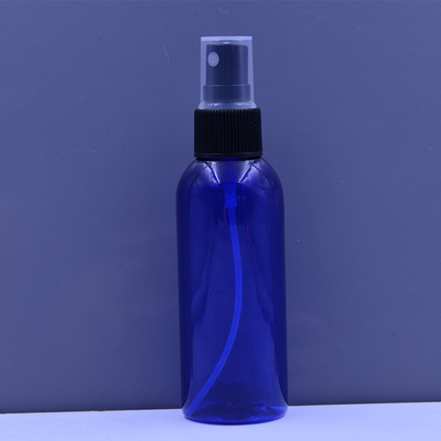 80ml pet bottle lotion package Plastic sample lotion refillable Bottles ,plastic pet bottle with lid,10ml bottle with sprayer