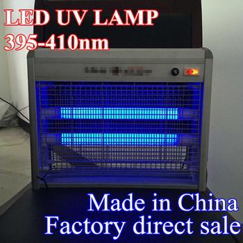 Blue Light Led Lamp T8 395-410nm Uv Lamp Tube
