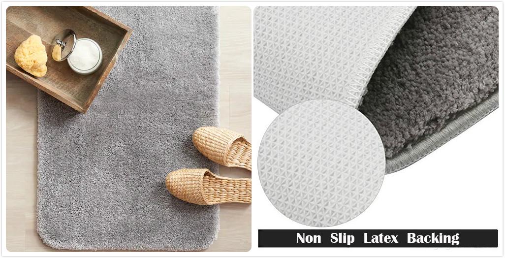 आपूर्तिकर्ता पतली Microfibre विरोधी गैर पर्ची Microfiber स्नान चटाई