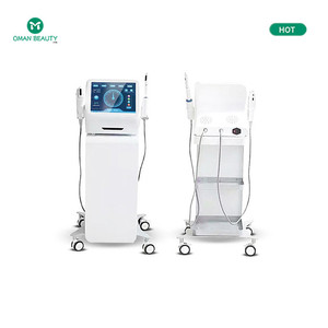 portable high intensity focused ultrasound smas cartridge salon use face lifting and body slimming vaginal vertical hifu machine