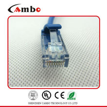 Cross Type UTP Patch Cable Cat 5 Fast and Reliable Connection