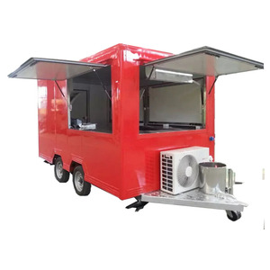 YM-0309R Mengzhou Yomier Manufacturer Most Popular Used In Food Cart/trailer/truck Rolled Fried Ice Cream Machine