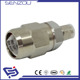Manufacturer directly supply rj11 bnc coaxial connector with high quality