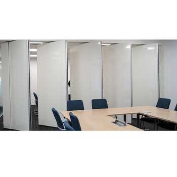 New Designs Operable Partition Wall Cheap Office Soundproof Movable Sliding Partition Wall For Office Meeting Room
