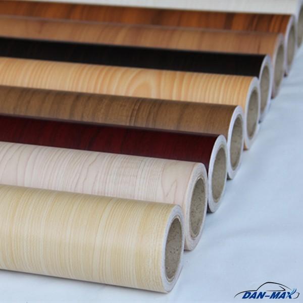Use Car Interior Or Furniture Removable Self Adhesive Wood Grain ...