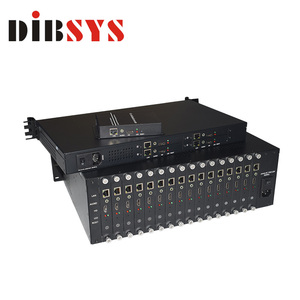 DIBSYS Magicbox-hd416s Free shipment hd mi hdcp cctv video encoder h.265 iptv Solution and iptv systems for hotel