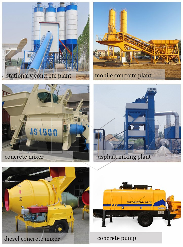 HZS35 small concrete equipment concrete batching plant indonesia cost