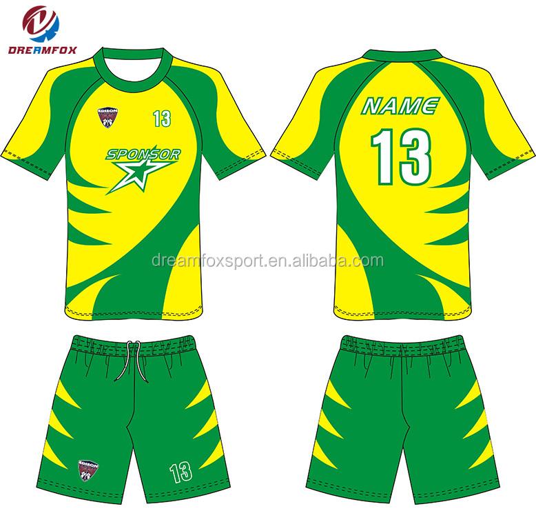 63700a650bbfe uniformes دي الصين مصنع الملابس الرياضية لكرة القدم، كرة القدم داخل الصالات  لكرة القدم جيرسي