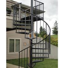Charmant Outdoor Spiral Staircase Prices, Outdoor Spiral Staircase Prices Suppliers  And Manufacturers At Alibaba.com