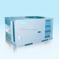 Rooftop package type Ducted Central Air Conditioning