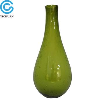 Groene Glazen Vaas.Mond Antieke Geblazen Groene Glazen Vaas Met Dunne Hals Buy Geblazen Vazen Groene Glazen Vaas Handgeblazen Antieke Glas Vazen Product On Alibaba Com