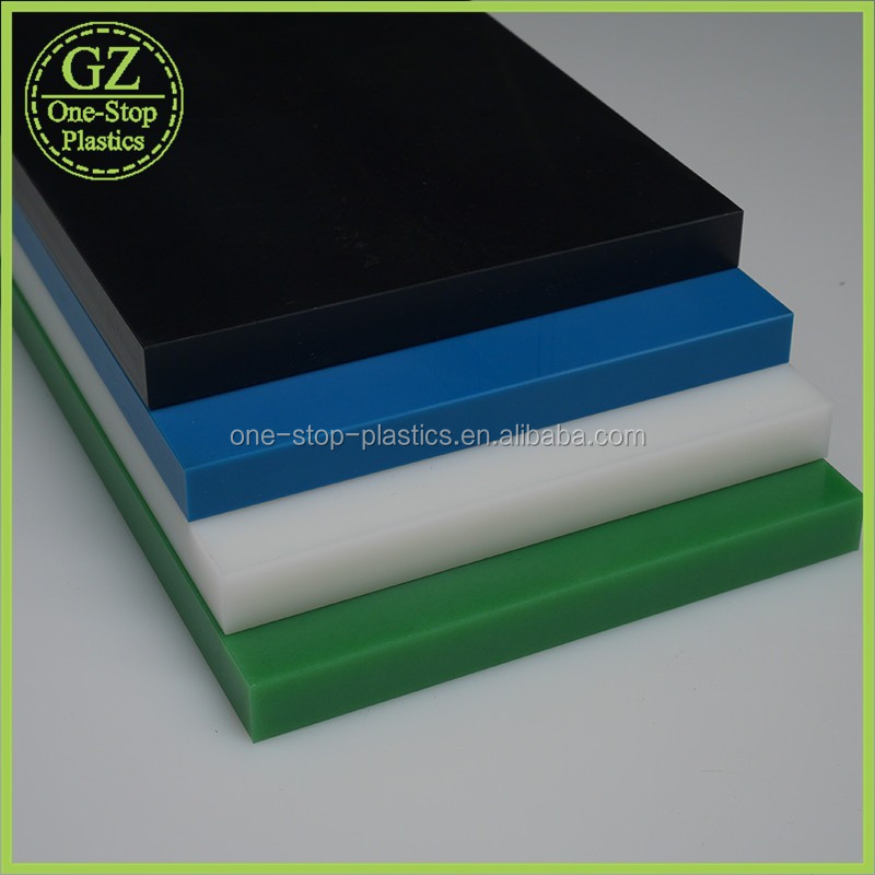 Non-toxic and clean property HDPE1000 plastic cutting block