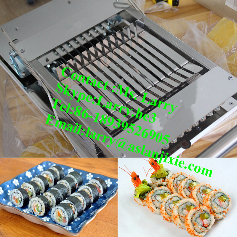 sushi cutter machine