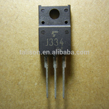 New & original MOSFET 2SJ334 J334 <span class=keywords><strong>TOSHIBA</strong></span> TO-220F