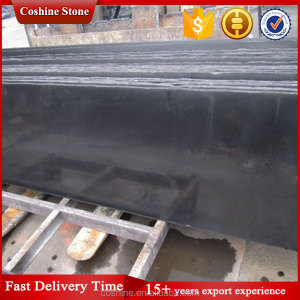 Jianfa excellent quality black granite dyed stone