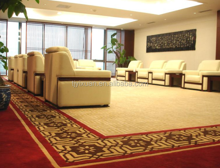 Modern Oriental Design Wall To Wall Carpet - Buy Oriental Design