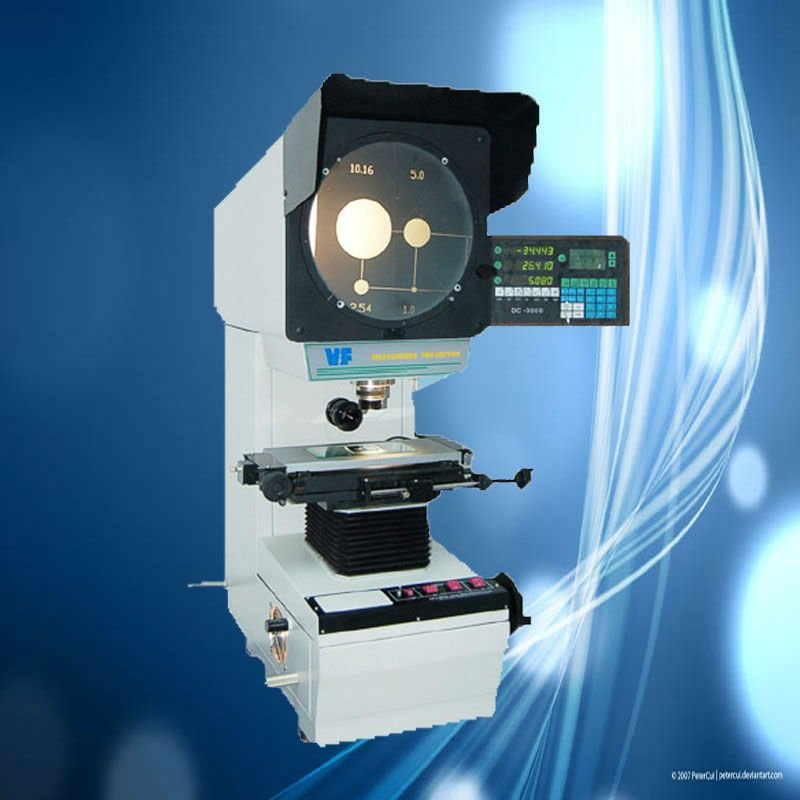 Images of Mould Profile Projector
