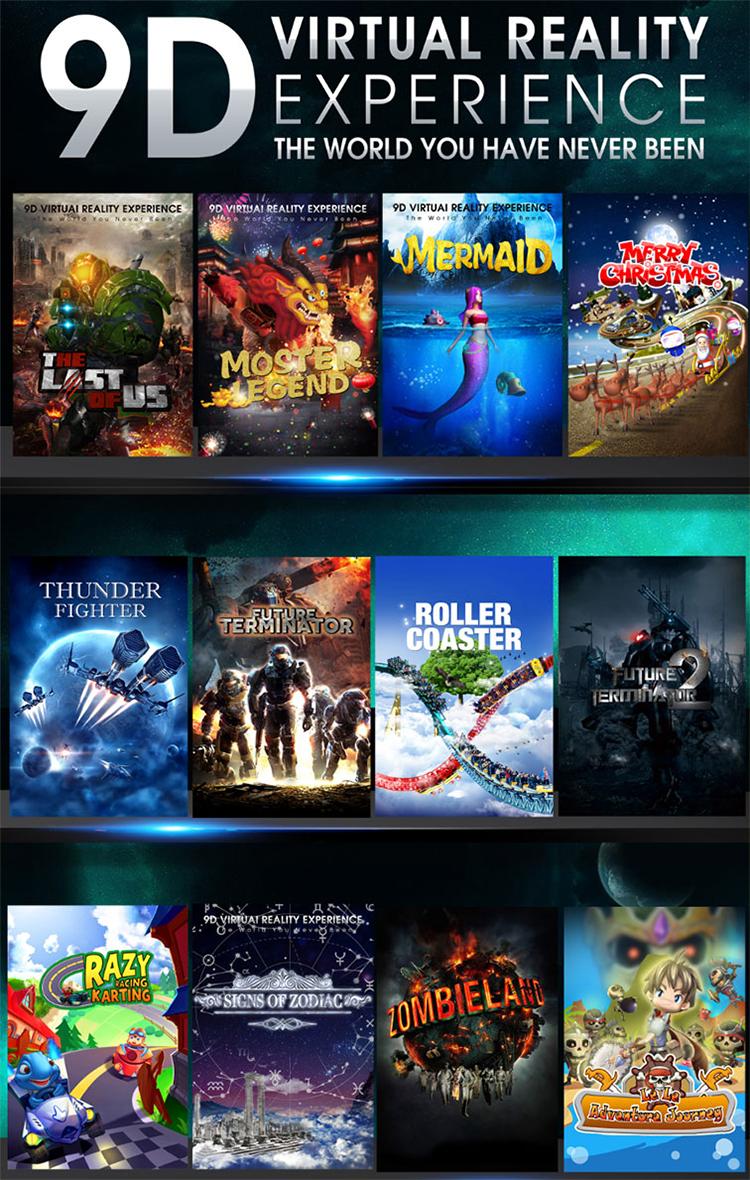 Paling Bisnis Yang Menjanjikan VR Permainan Tank VR Cinema 6DOF Platform dengan Headset