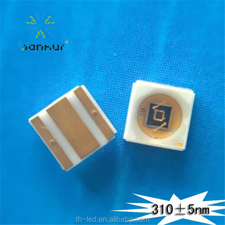 UV LED Dar Bant UVB 311nm 310nm