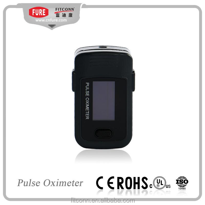 Analizador de ox geno dedo ox metro de pulso para uso for Analizador de oxigeno