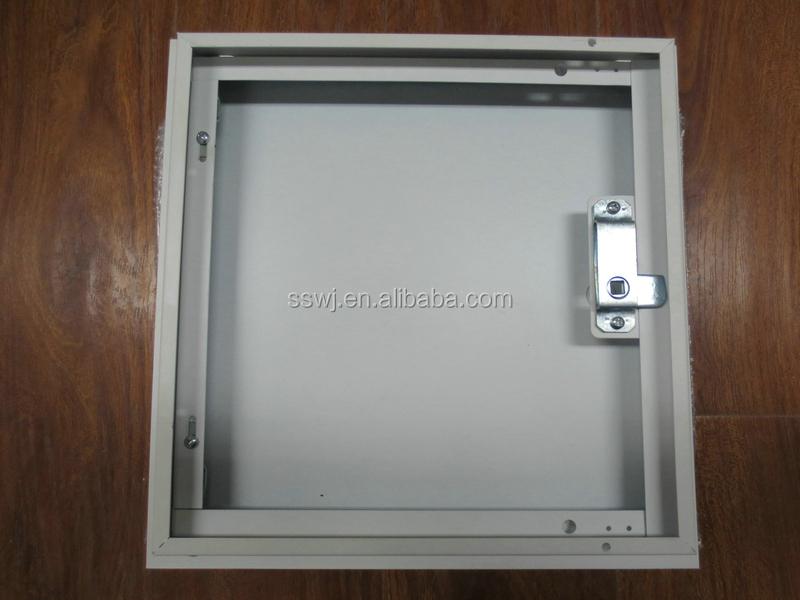 Uk Standard G I Steel Access Door Access Panel For