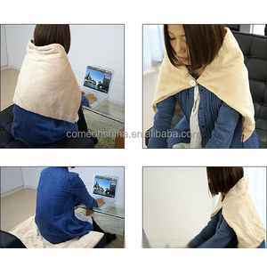 Winter USB Powered electric heated shawl