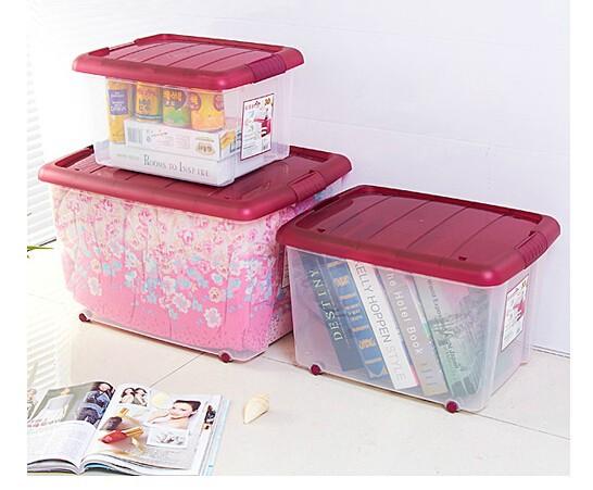 professioneller hersteller f r durchsichtigen kunststoff aufbewahrungsbox mit deckel. Black Bedroom Furniture Sets. Home Design Ideas