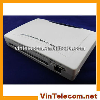 Advanced Central Telephone Exchange Pbx 308cp With 2/3 Co Lines X ...