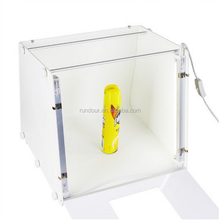 mk40 MK45 MK30 mini tabletop Photo background box 360 3d photography studio box for all small product photography