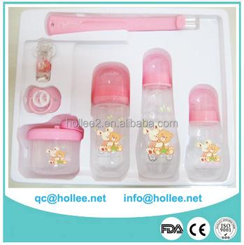 b22fb8e1d Gift Box Packing Baby Gift Set Pp Baby Feeding Bottle Set - Buy Pp ...