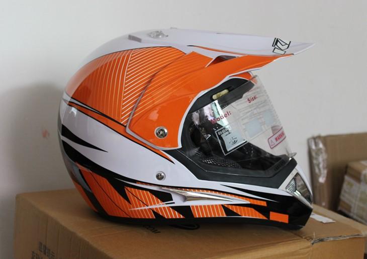 casco ktm motocross cross quad off road casque helmet mx mtb quad visera visor ebay. Black Bedroom Furniture Sets. Home Design Ideas