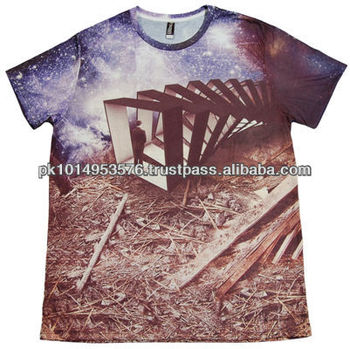 All-over Shirt Printing/ Full Color Shirts/ Sublimation ...