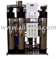 COMPLETE SET-UP OF WATER TREATMENT EQUIPMENT purification stages 21 & 3000 GPD, Reverse Osmosis Water purification System Water