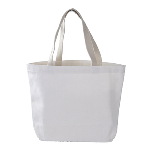 Shopping grocery Durable gift tote canvas cotton bag