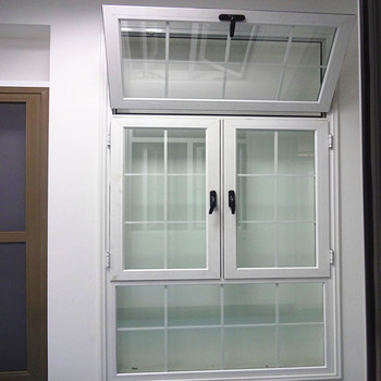 aluminum french casement window with grild buy aluminum french
