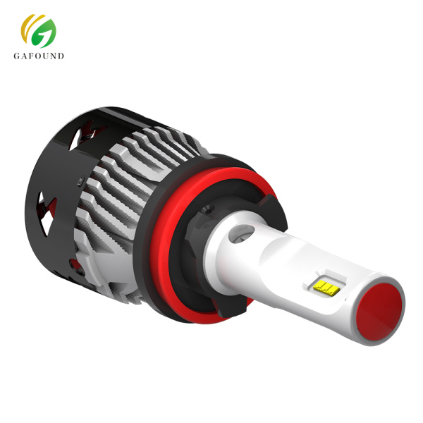 Custom 30000H Lifespan 35W A8 LED Lamp Light Car LED Headlight H13 Bulb Kit