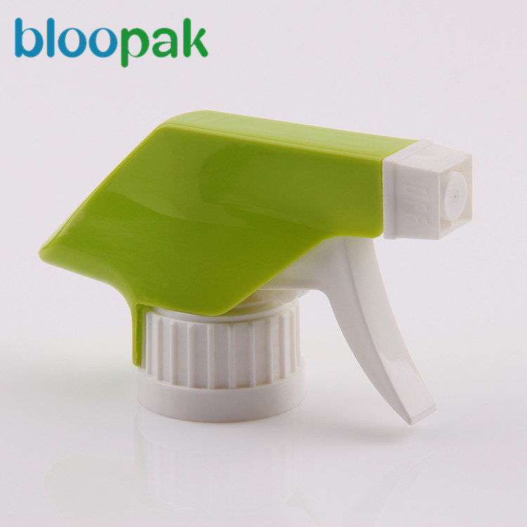 China supplier foam nozzle home used blooming trigger sprayer