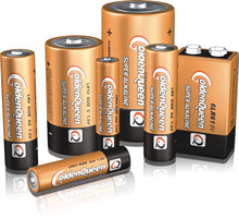 Super Battery LR6 Alkaline AA