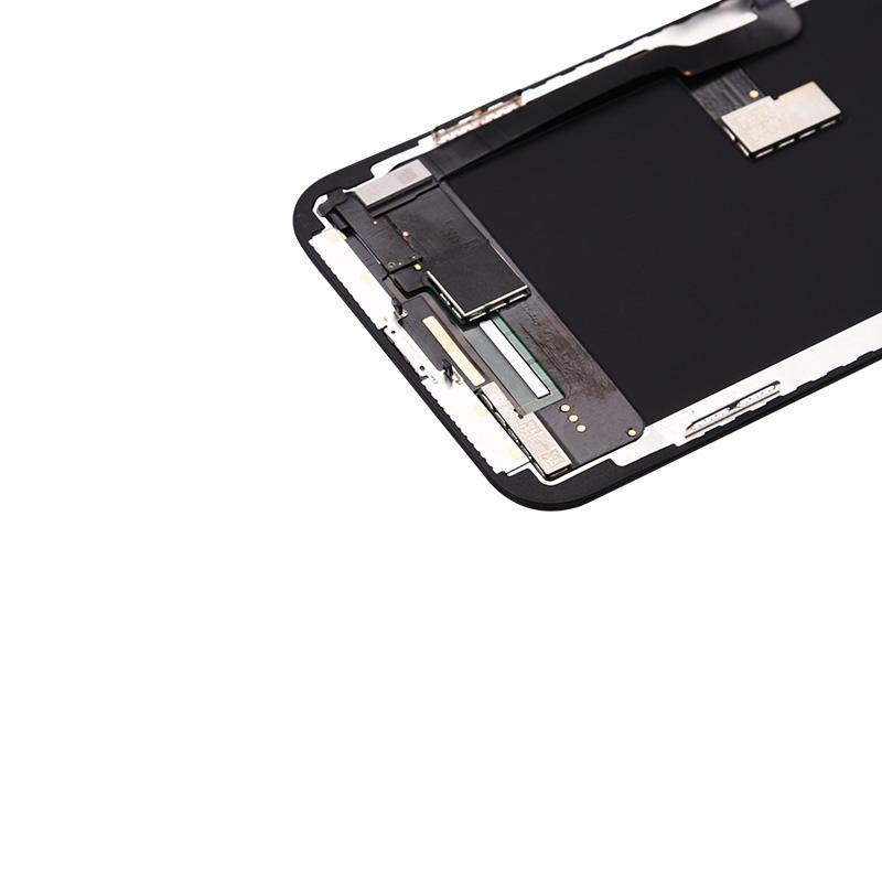 Saef Lengkap OEM Screen LCD Display Layar Pengganti untuk iPhone X Layar Ponsel OLED