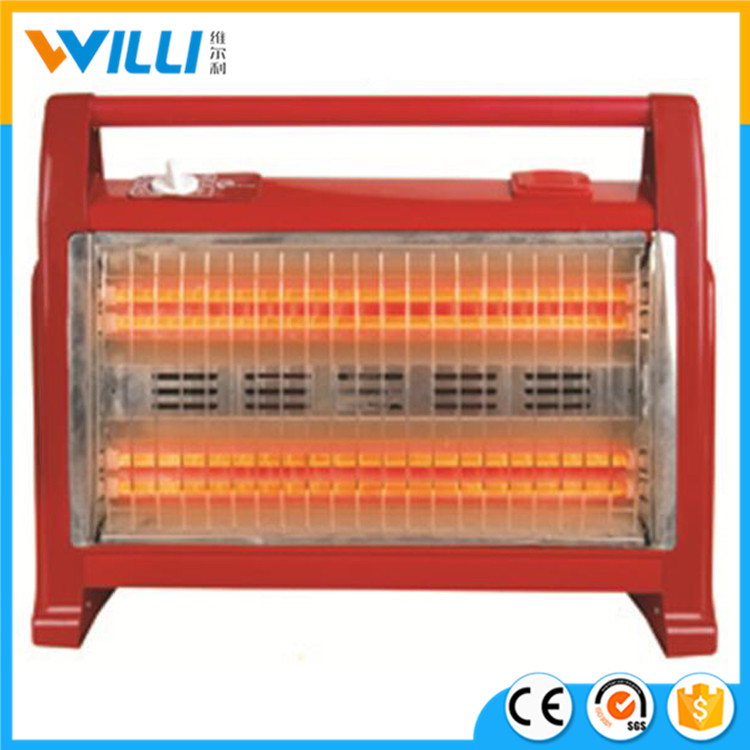 Overheat Protection Function industrial exhaust fan heater