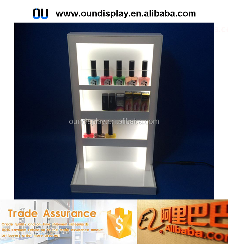 supermarket gel nail polish kit wall rack for opi nail polish