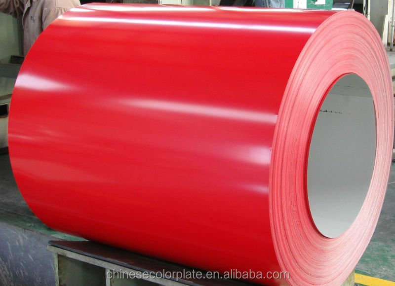 Top brand steel manufacturing PPGI coils prepainted galvanized steel
