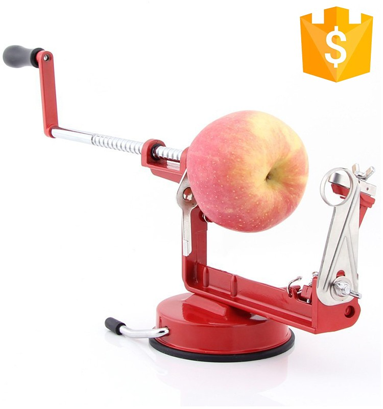 FDA & LFGB stainless steel commercial electric apple ...